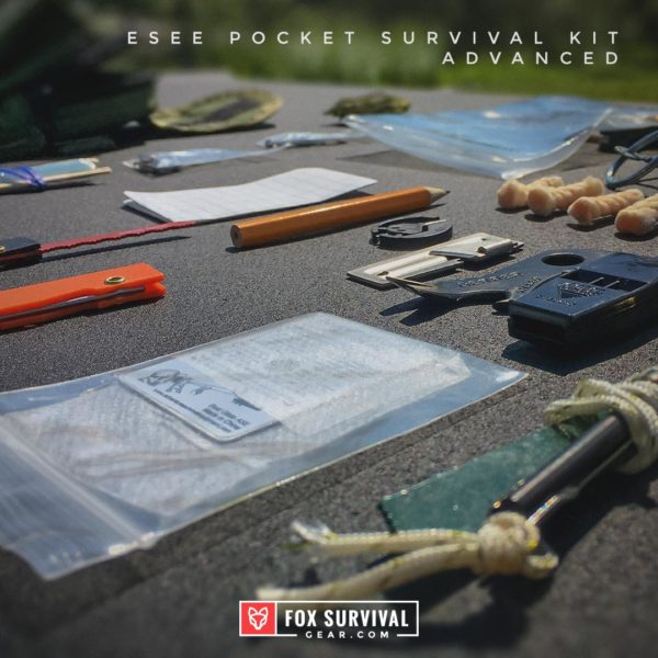 ESEE Pocket Survival Kit - Advanced