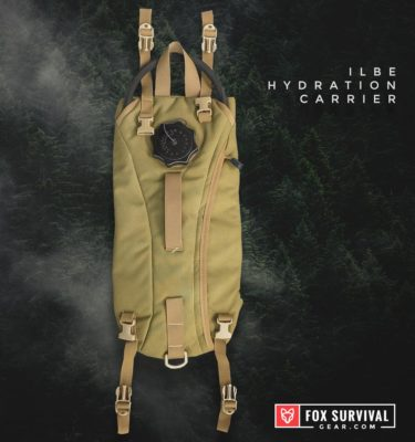 ILBE Hydration Carrier - Front
